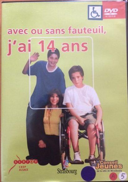 Avec ou sans fauteuil, j'ai 14 ans